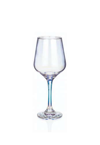 Newgrange Living Unicorn Lustre Set of 6 Wine Glasses