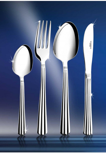 Newbridge Nova Stainless Steel Dessert Spoon