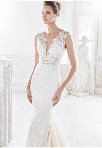 Nicole 18132 Wedding Dress