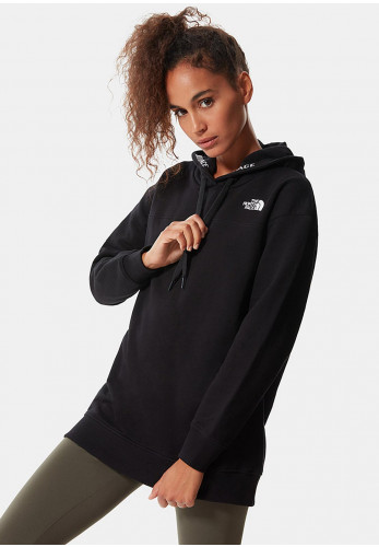 The North Face Womens Zumo Hoodie, Black