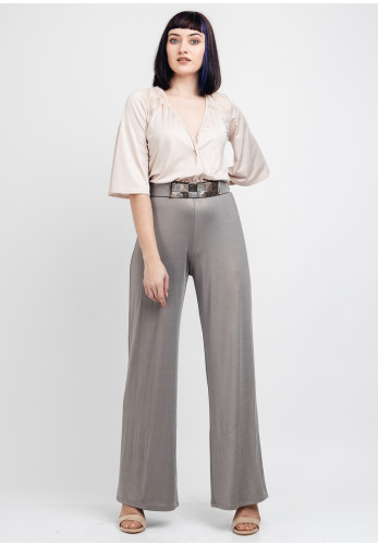 Not Is Not Metallic Sheen Jumpsuit, Multi