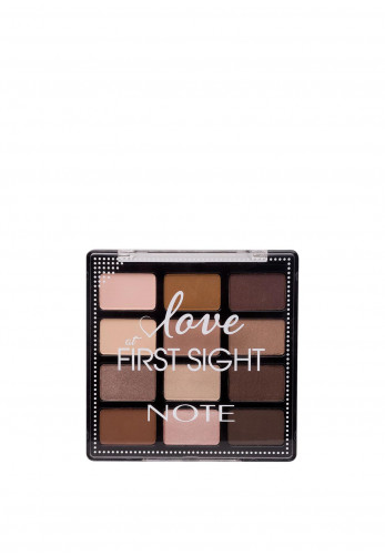 Note Love at First Sight Eyeshadow Palette, 201 Daily Routine