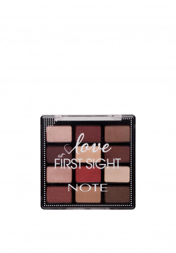 Note Love at First Sight Eyeshadow Palette, 202 Instant Lovers