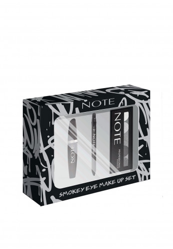 Note Smokey Eye Make Up Gift Set