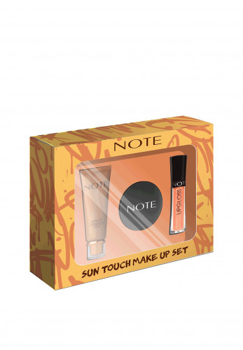 Note Sun Touch Make Up Gift Set
