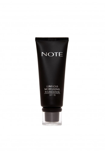 Note Luminous Moisturizing Foundation, 106 Soft Henna