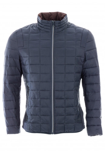 White Label Harris Quilted Jacket, Navy