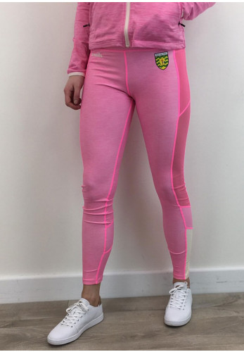 O'Neills Donegal GAA Womens Raven Leggings, Pink