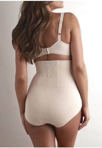 Miraclesuit Shape Away Hi-Waist Brief, Nude