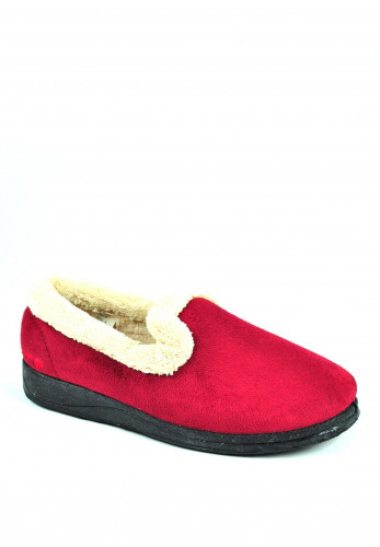 Padders Women's Repose Slippers, Red