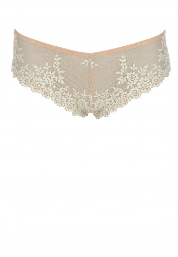 Wacoal Embrace Lace Tanga Brief, Nude