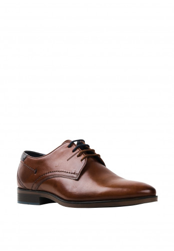 Paul O Donnell Connor Leather Shoe, Cognac