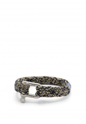 Pig & Hen Gorgeous George Men's Bracelet, Navy Sand