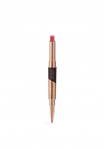Sculpted Aimee Connolly Lip Duo Liner And Lipstick, Pink Pair