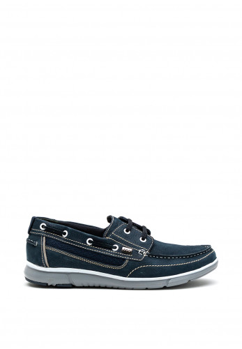 Paul O Donnell Sail Boat Shoe, Navy