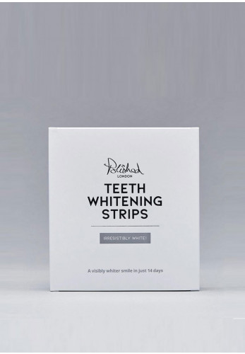 Polished London Teeth Whitening Strips Irresistibly White