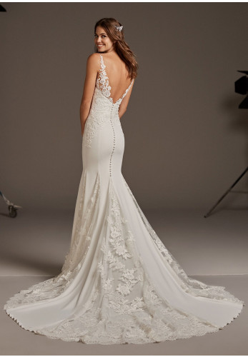 Pronovias Andromeda Wedding Dress, Off White