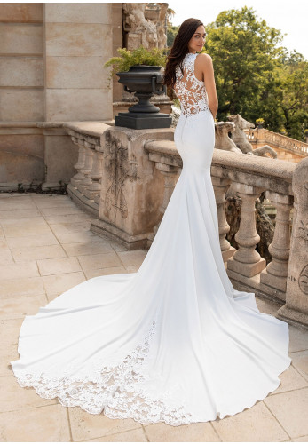 Pronovias Enol Wedding Dress, Off White
