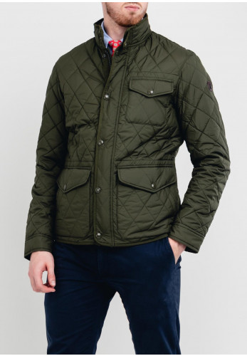 Ralph Lauren Dartmouth Quilted Jacket, Green
