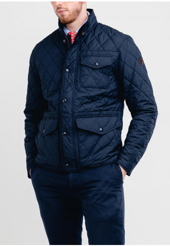 Ralph Lauren Dartmouth Quilted Jacket, Navy