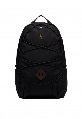 Ralph Lauren Light Mountain Backpack Bag, Black