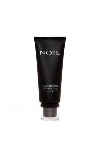 Note Rejuvenating Foundation 07 Apricot