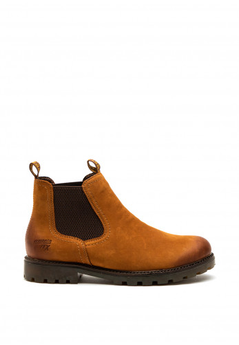 Remonte Chunky Sole Chelsea Boot, Tan