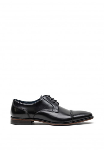 Remus Uomo Bonuci Shoes, Black