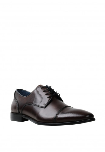 Remus Uomo Bonuci Shoes, Dark Brown