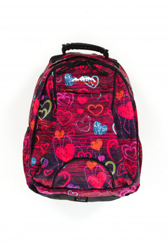 Ridge 53 Loreto Backpack, Purple Red