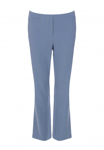 Robell Jacklyn Slim Fit Trousers, Air Force Blue