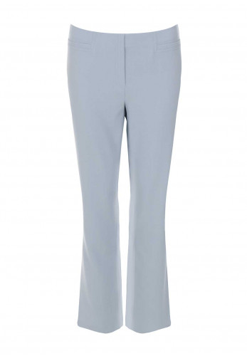Robell Jacklyn Slim Fit Trousers, Silver Grey