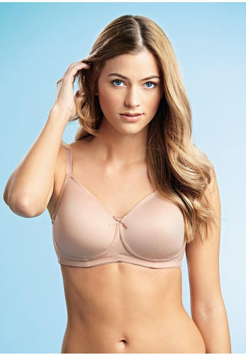 Royce Supreme Comfort Non Wired Bra, Blush