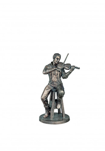 Genesis The Fiddle Player Ornament