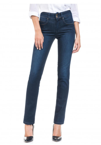 Salsa Secret Push In Slim Leg Jeans, Blue