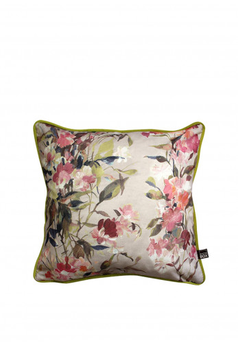 Scatterbox Eve Rose Piped Cushion