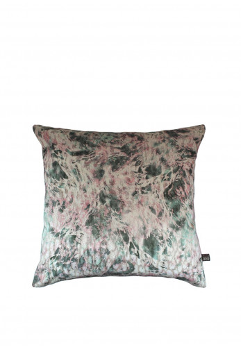 Scatter Box Aristo 43 x 43 Cushion, Blush/Sage