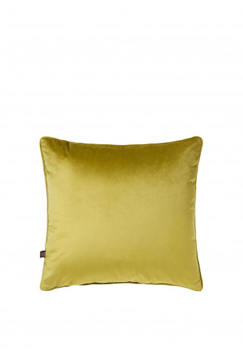 Scatterbox Bellini Velour 45x45cm Feather Cushion, Linden