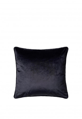 Scatterbox Bellini Velour 45x45cm Feather Cushion, Navy