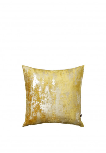Scatterbox Moonstruck Feather Filled Cushion, Gold
