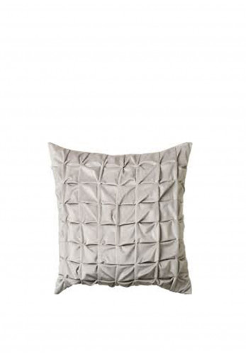 Scatterbox Origami Cushion 45 X 45, Silver