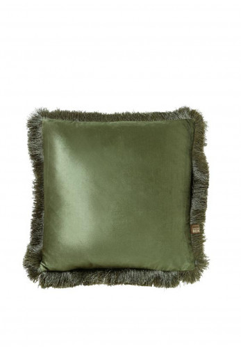 Scatterbox Luxurious Feather Filled Lexi Cushion, Sage