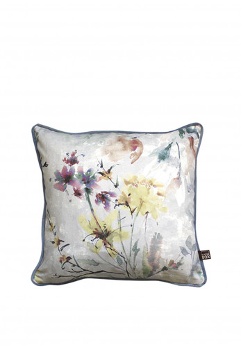 Scatterbox Eden Pipe Cushion, Dove