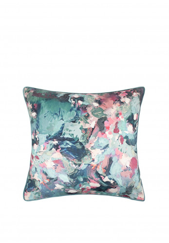 Scatterbox Irie Blush & Sage Feather Cushion