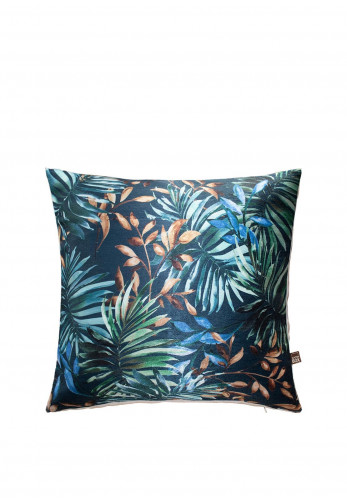 Scatterbox Maldives Feather Filled Cushion, Navy