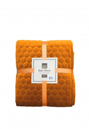Scatterbox Halo Throw, Pumpkin