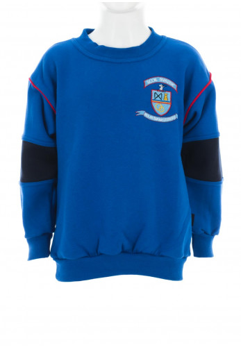 Hunter Scoil Mhuire Sweatshirt Jumper, Blue