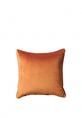 ScatterBox Bellini Velour Cushion, Terra