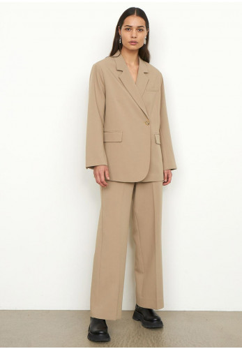 Second Female Evie Classic Trousers, Camel