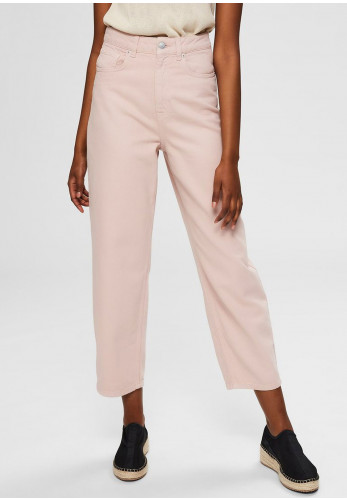 Selected Femme Elli High Waist Mom Jeans, Potpourri Pink